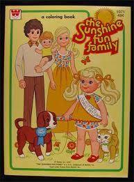 I loved the Sunshine Family!