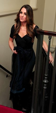 The Duchess of Cambridge has a royal sense of  style!