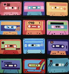 Casette tape nostalgie