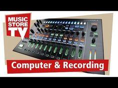 ROLAND Aira MX-1 Mix Performer Workshop (deutsch) - YouTube