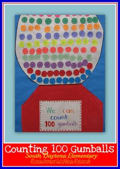 Celebrating the 100th Day of School (article has additional ideas!)