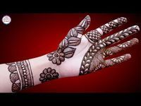 Latest Mehndi Designs for Hands Simple Mehndi Designs Fingers, Simple Arabic Mehndi Designs, Mehndi Designs Book, Stylish Mehndi Designs, Mehndi Designs For Beginners, Mehndi Design Pictures, Mehndi Designs For Girls, Wedding Mehndi Designs, Henna Tattoo Designs