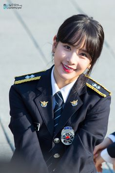 WJSN ♡ SeolA 설아 (Kim Hyunjung 김현정) #설아기 #떨아야 #우주소녀 Korean Women, Korean Girl, Asian Girl, Kpop Girl Groups, Kpop Girls, Kim Hyun, Space Girl, Girls Uniforms, Cosmic Girls