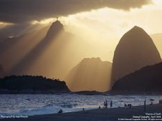 National Geographic Photos - national-geographic Wallpaper Rio De Janeiro the two brothers mountain, amazing Places Around The World, Oh The Places You'll Go, Places To Travel, Places To Visit, National Geographic Wallpaper, National Geographic Photos, Ushuaia, Dream Vacations, Vacation Spots