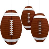 Football Party Supplies - Football Decorations & Favors - Party City