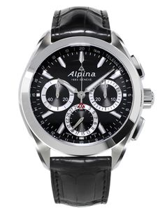 Alpina 1883 Genève, Alpina Watches, Collection, alpiner, Manufacture 4, Flyback Chronograph