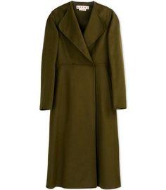 Marni Wool & Cashmere Coat
