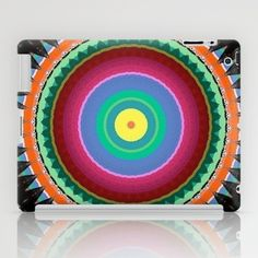 """Give Me Colour""  Tablet Cases / iPad (2nd, 3rd, 4th Gen) | $60.00 Tablet Cases, Ipad Case, Give It To Me, Colour, Creative, Illustration, Shop, Color, Illustrations"