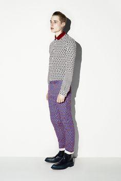McQ Alexander McQueen Spring 2014 Menswear - Collection - Gallery - Style.com