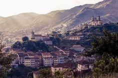 The Historic Centre of Ouro Preto (Brazil) has been declard UNESCO´s World Heirtage Site.
