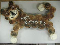 Cat Cupcake Cake - 24 Cupcakes - Grandma's Country Oven Bake Shoppe