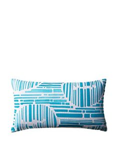 www.myhabit.com  Abstract zipper closure pillow with removable insert and modern look