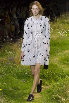 Montcler Gamme Rouge RTW SS 2016