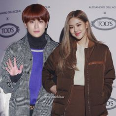 attend to TOD'S #jaerose #jaehyun #rose #nct #blackpink