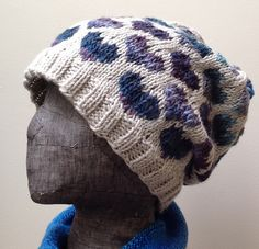"Ravelry // pattern: From Norway With Love // yarn: Independence from Spincycle Yarns in colorway ""The Saddest Place"""