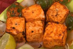 Paneer Kebab Recipe - How to Make Paneer Kebab