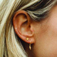 Star Jewelry, Cute Jewelry, Jewelry Rings, Vintage Jewelry, Jewelry Ideas, Women Jewelry, Gold Jewelry, Wedding Jewelry, Antique Jewelry