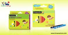 Shop online Itc Classmate Crayon Regulr 12clr at Kiraanastore.com. Free Shipping | COD Available.