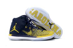 37e1aeadc86c Discover the 2017 Mens Air Jordan 31 Michigan PE For Sale New Style  collection at Pumacreeper. Shop 2017 Mens Air Jordan 31 Michigan PE For  Sale New Style ...
