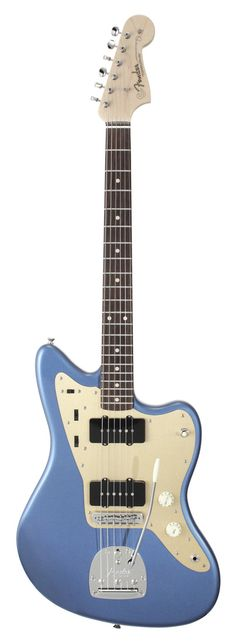 Fender Custom Shop 1958 Jazzmaster Lake Placid Blue | Rainbow Guitars