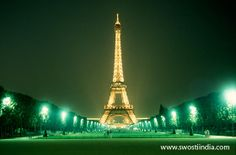 #Eiffel #Tower one of the tallest building in the world is the main landmark of #Europe