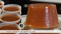 Veal Stock & Demi Glace – Bruno Albouze – THE REAL DEAL