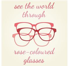 come see us @ St.Lawrence Optometry in Kingston, ON Glasses Quotes, Vision Quotes, Eye Quotes, Gift From Heaven, Rose Colored Glasses, 1 Tattoo, Good To See You, Through The Looking Glass, Eye Glasses