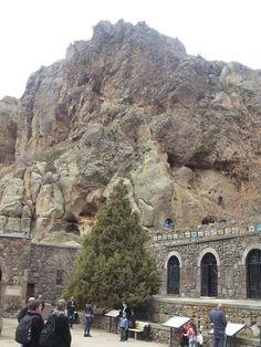 Armenia. Monasterio de Geghard