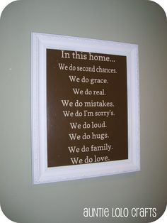 Auntie Lolo Crafts: In this Home Project...