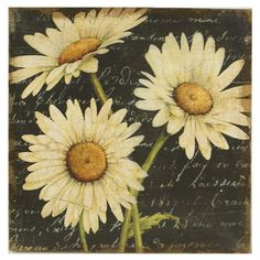 Invite cottage-chic appeal to your living room, foyer, or den with this charming wall decor.    Product: Wall décor C...