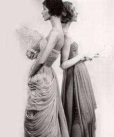 Harper's Bazaar 1950s