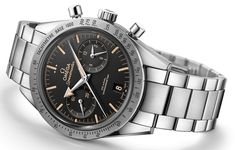 Omega Speedmaster '57 'Retro Dial' Watch For 2015