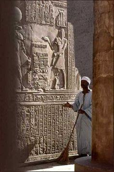 Sobek Temple in Kom Ombo, Egypt. #Egypt #Kom_Omb #Tours #Cruises