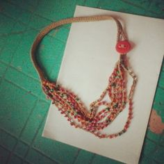 #crochet jewelry by curupisa - 100+ Inspiring Crochet Photos