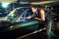 Zac Efron Is Irresistible In New Ads For John John Denim