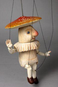 Kinoko (Mushroom) by Aya*Shii - マリオネット「きのこ」/アヤ*シイ