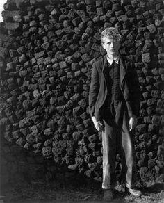 Hallorans, Ireland.  1953. Dorothea Lange