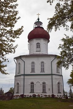 Solovki Lighthouse Russia