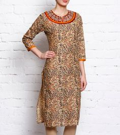 Ethnic kurtis now in your hand!!!! Pickindiana brings ranges of ethnic kurtis in various styles and color at affordable prices