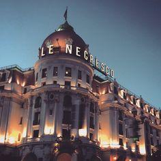 #Fontvieille Hotel Negresco by ahmedamsal from #Montecarlo #Monaco
