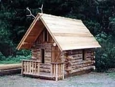 1000 images about playhouse on pinterest playhouse for Log swing plans