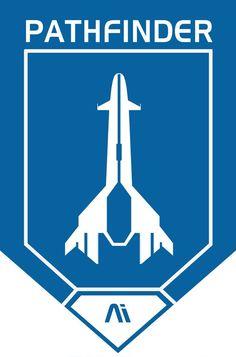 ME Andromeda Pathfinder Logo by Euderion
