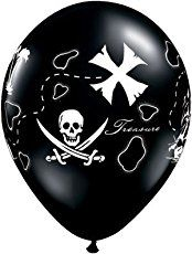 Pirate birthday party ideas will chart a course to set sail for adventure.  Mateys will enjoy birthday decorations, games and favors designed around treats and treasure.