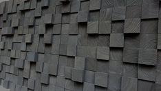 Houten muur Art koningin kopschot hout mozaïek door WallWooden