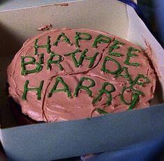 Cauldron Cake, Favim, Harry Potter, Birthday Cake, Crystals, Desserts, Hogwarts, Cake, Pastries