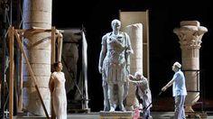 Il Giulio Cesare di Händel, Egitto al Regio