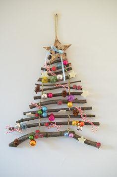 4 ideas geniales para hacer un pino navideñó | Manualidades