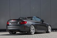 German Tuner Takes The Roof Off The BMW M2