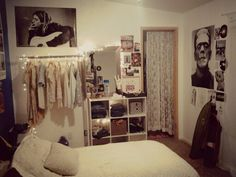 Soft grunge bedroom