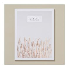 Cereal Magazine, Volume 4 ($9.95) ❤ liked on Polyvore